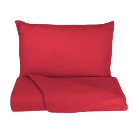 Sabana Polar Lisa Rojo