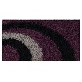 Alfombra Shaggy Roma 50x90 Rainbow Purpura