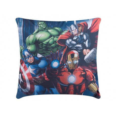 Cojin Estampado 40x40 cm Avengers City